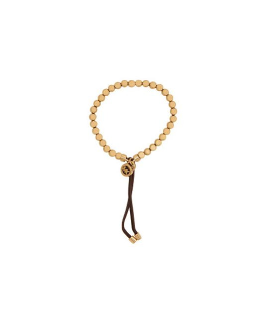 Michael Kors | Pink Pavé Gold-tone Bracelet | Lyst