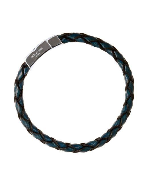 Tateossian   Blue Scoubidou Bracelet for Men   Lyst