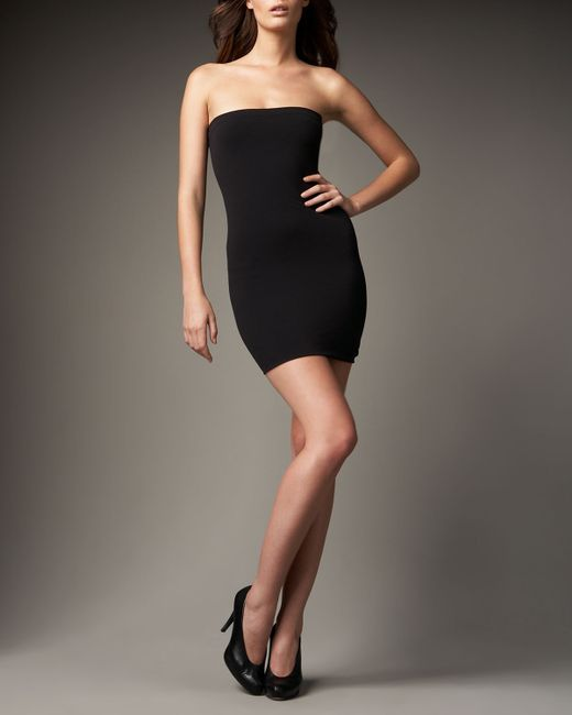Wolford | Black Fatal Convertible Dress | Lyst