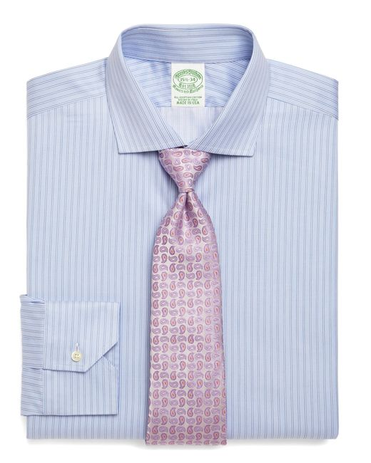 Brooks brothers egyptian cotton extra slim fit thick and for Mens egyptian cotton dress shirts