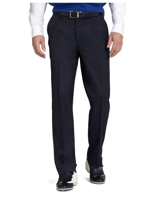 Brooks Brothers | Blue St Andrews Links Pleat-front Golf Pants for Men | Lyst