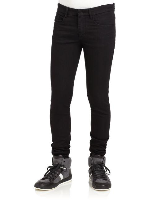 CoSTUME NATIONAL   Black Denim Pants for Men   Lyst