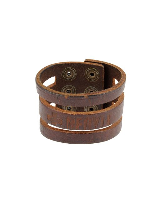 Beryll | Brown Bracelet for Men | Lyst