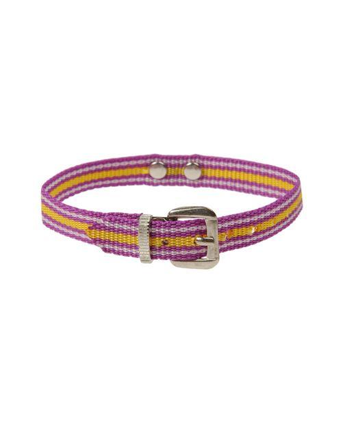 DSquared² | Purple Bracelet | Lyst