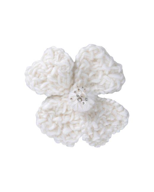 Blugirl Blumarine | White Brooch | Lyst