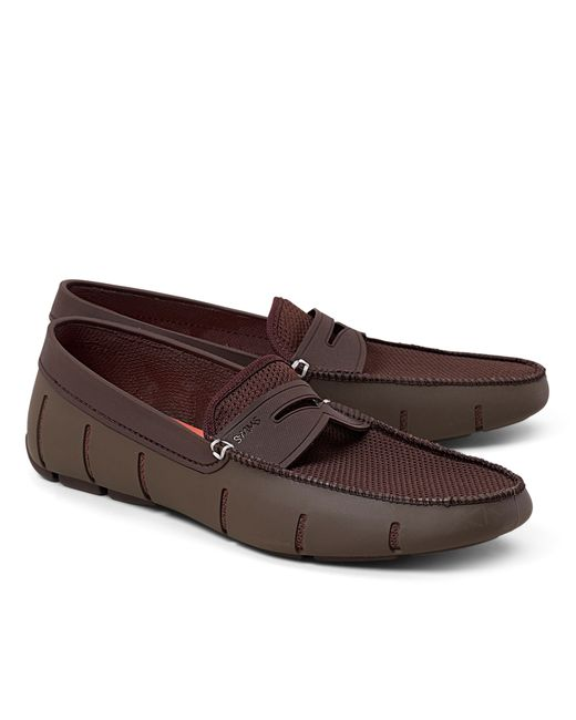 Brooks Brothers | Brown Swims Brand Loafers for Men | Lyst