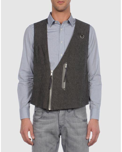 Damir Doma | Gray Vest for Men | Lyst