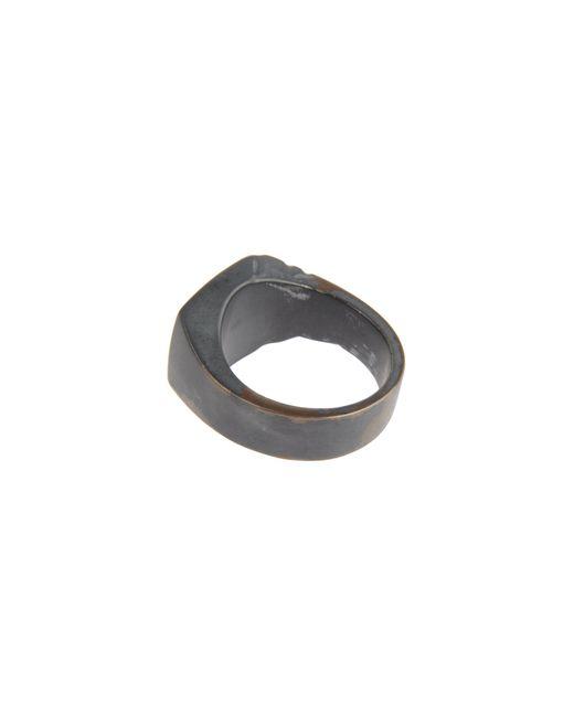Smith/grey | Gray Ring for Men | Lyst