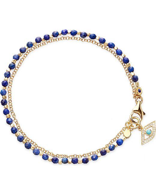 Astley Clarke | Metallic Evil Eye Friendship Bracelet | Lyst
