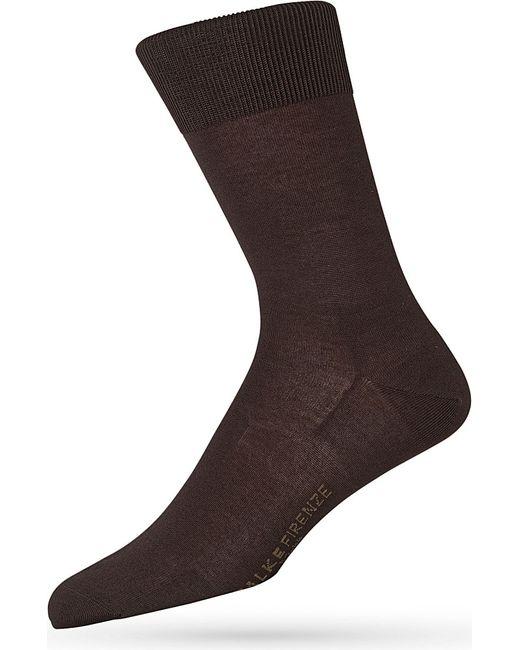 Falke | Brown Firenze Cotton Socks for Men | Lyst