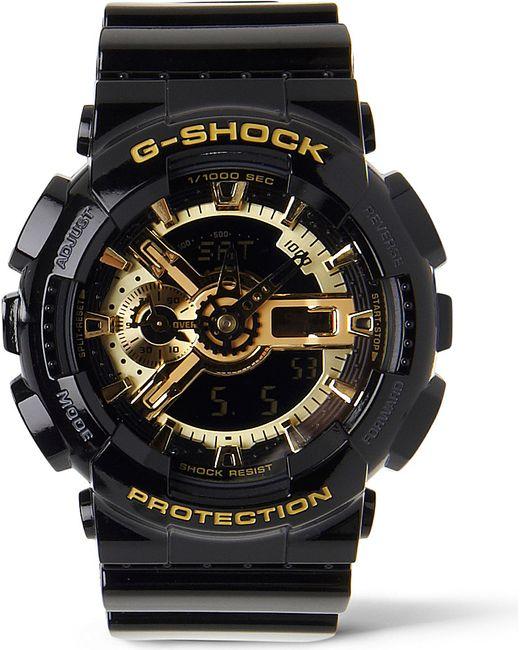 G-Shock | Black Ga110hc Hyper Complex Watch | Lyst