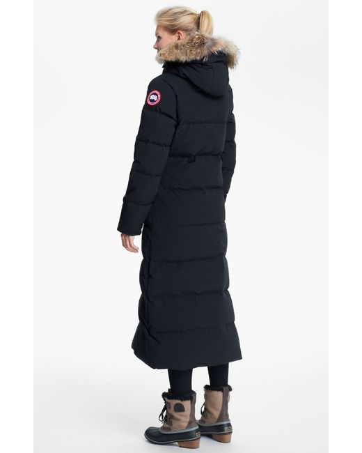 Canada Goose montebello parka outlet 2016 - Canada goose 'mystique' Regular Fit Down Parka With Genuine Coyote ...
