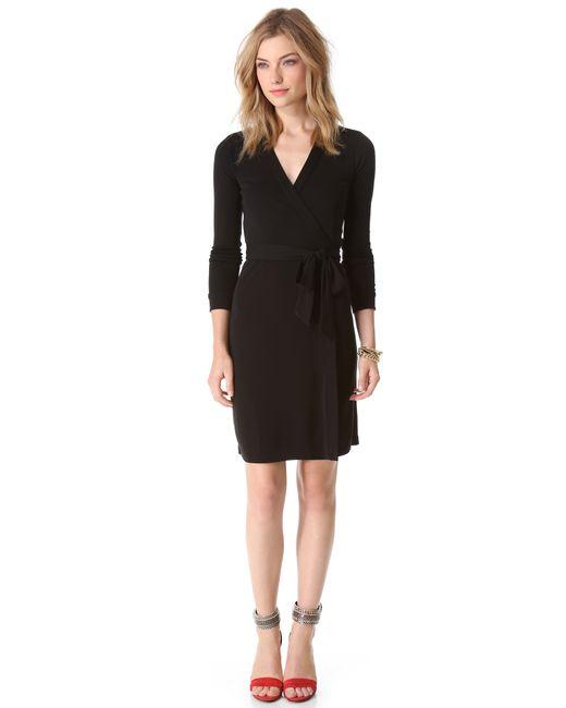 Diane von Furstenberg | Blue New Jeanne Two Dress | Lyst