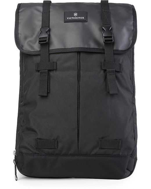"Victorinox | Black Altmont 15.6"" Laptop Backpack for Men 
