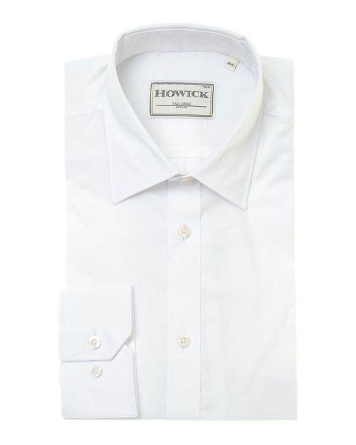 Howick | White Canyon Twill Shirt for Men | Lyst
