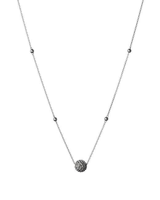 Links of London | Metallic Sterling Silver Effervescence Bubble Necklace | Lyst