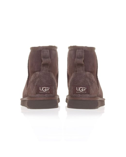 Uggs Mini Chocolate