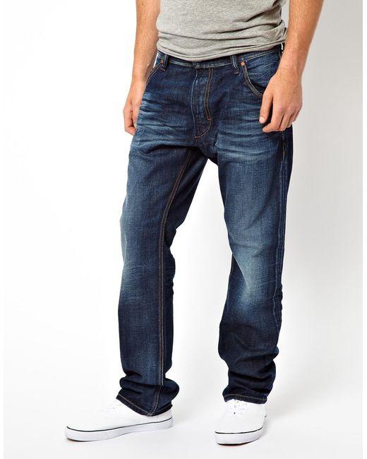 DIESEL | Blue Sleenker 0670 Slim-fit Skinny Jeans for Men | Lyst