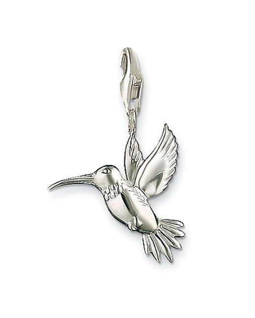 Thomas Sabo | Metallic Charm Club Humming Bird | Lyst
