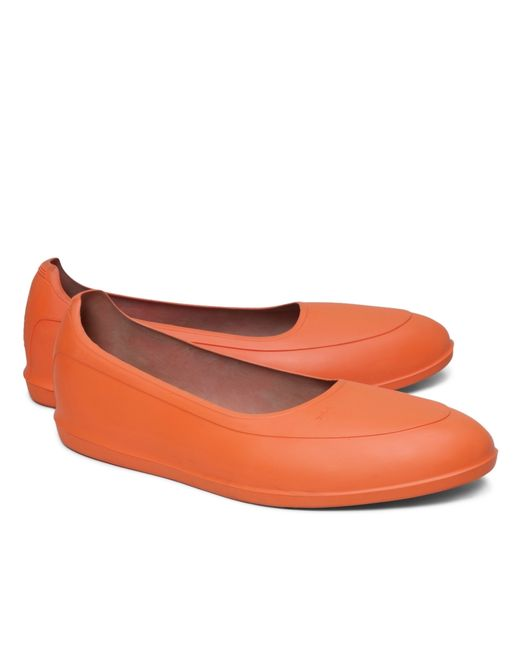 Brooks Brothers | Orange Swims Brand Galoshes for Men | Lyst