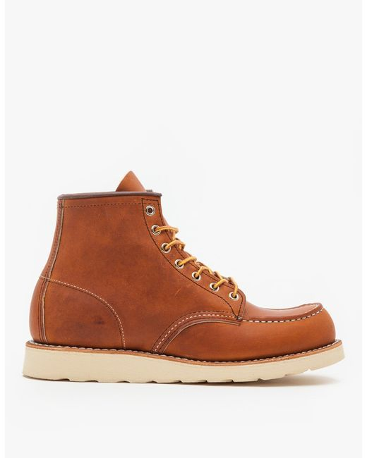 Red Wing | Brown 875 6-inch Moc for Men | Lyst