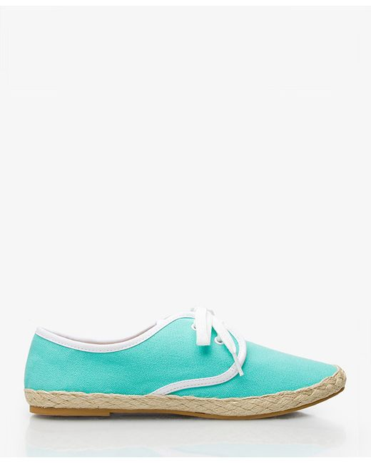 Forever 21 | Green Espadrille Sneakers | Lyst