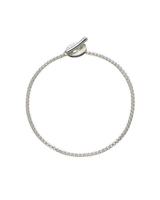 Links of London | Metallic Belcher Box Bracelet 19cm | Lyst