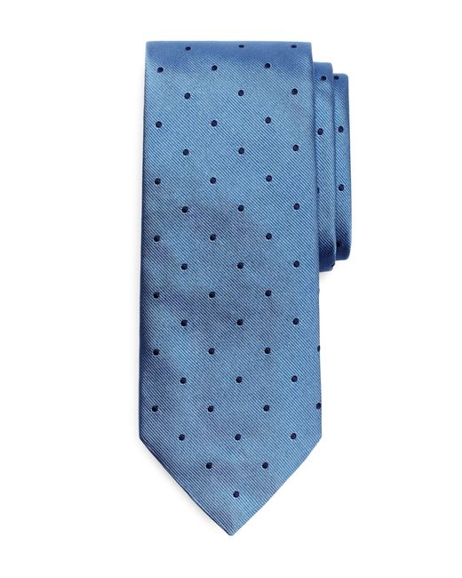 Brooks Brothers | Blue Dot Rep Tie for Men | Lyst