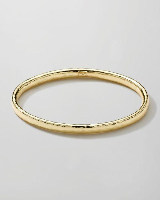 Ippolita | Metallic 18k Gold Glamazon #2 Bangle | Lyst
