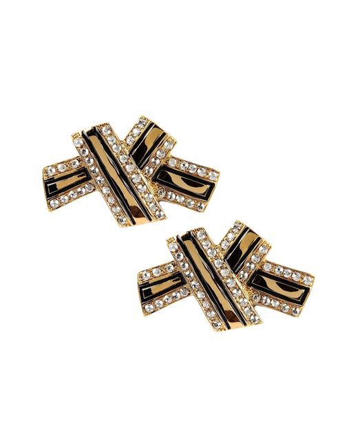 Ca&Lou | Metallic Earrings | Lyst