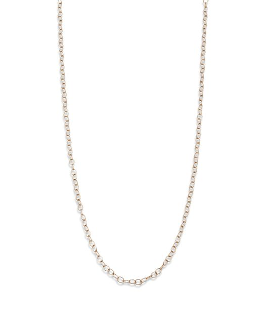 Phillips House | Metallic 14k Yellow Gold Chain Link Necklace | Lyst