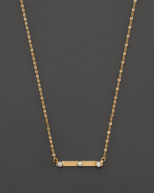 "Lana Jewelry | Yellow 18"" | Lyst"