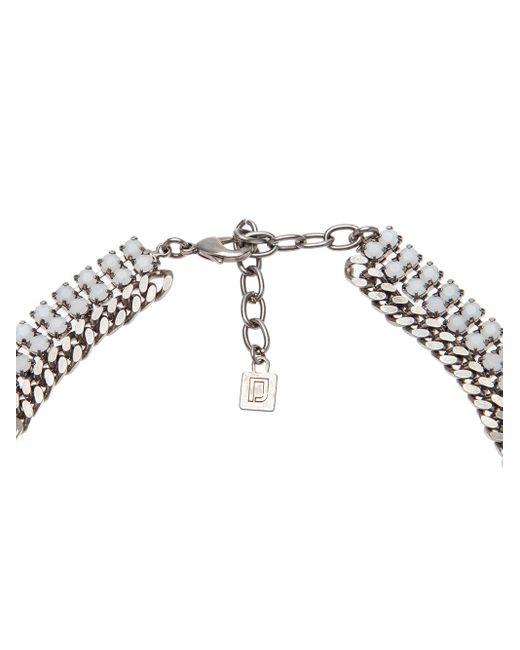 DANNIJO   Metallic Galilee Necklace   Lyst