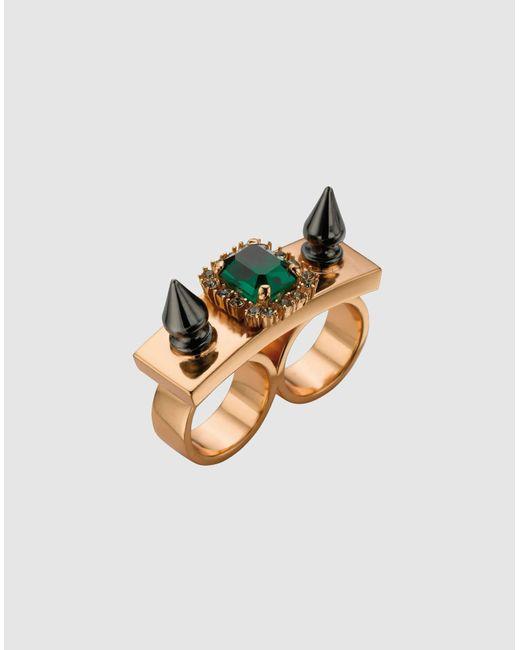 Mawi | Metallic Ring | Lyst