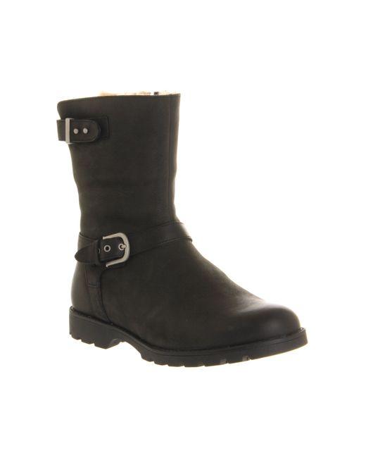 ugg grandle boots black