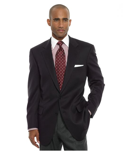 Brooks Brothers | Black Madison Fit Two-button Cashmere Sport Coat for Men | Lyst