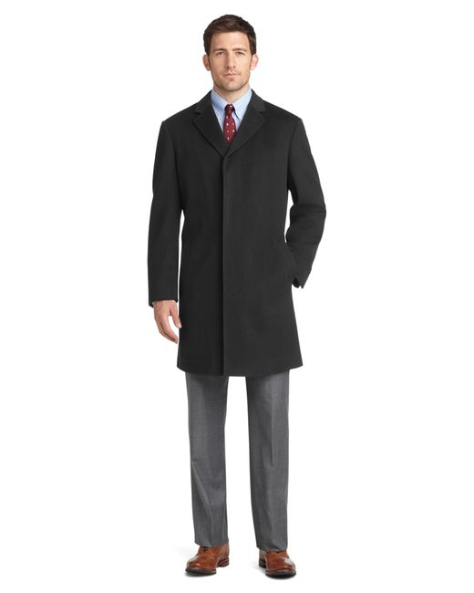 Brooks Brothers | Gray Brooksstorm® Short Town Coat for Men | Lyst