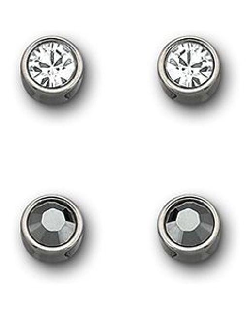 Swarovski | Multicolor Harley Pierced Earrings | Lyst