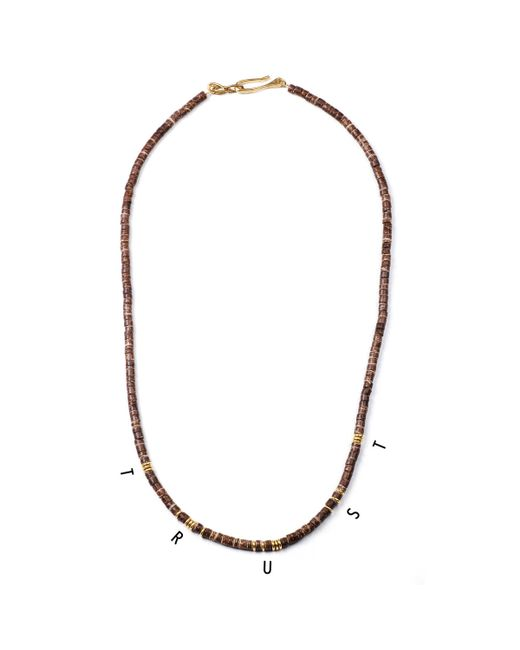 Lulu Frost | Brown George Frost G. Frost Thick Horsehair Neck Multi | Lyst