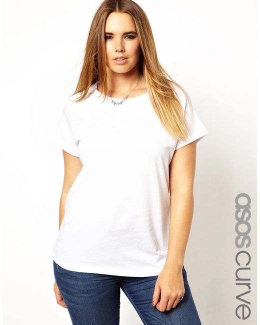 ASOS | White The Ultimate Easy T-shirt | Lyst