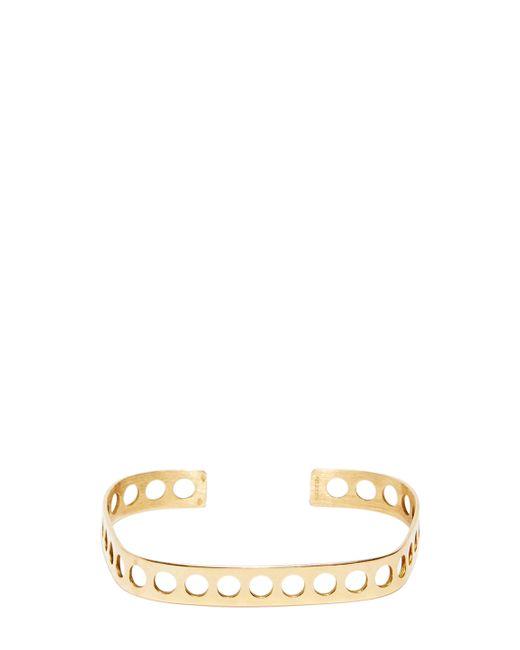 Jem | Metallic Jem Women's Voids Xs Bracelet From Aw15 In Yellow Gold | Lyst