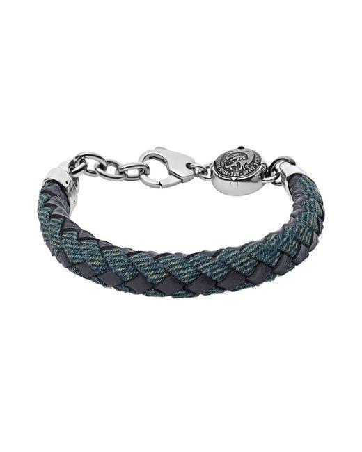 DIESEL | Black Bracelet Dx0915 for Men | Lyst