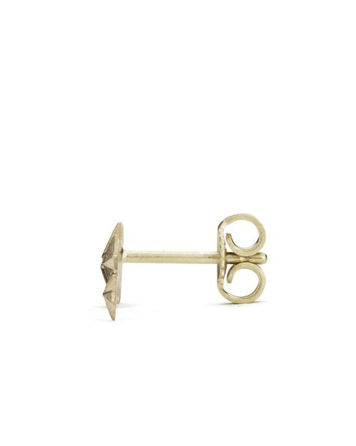 Line & Jo | Metallic Women's Miss Ewell Gold Star Earring (right) | Lyst