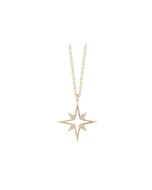 Elizabeth and James | Metallic Astral Pendant | Lyst