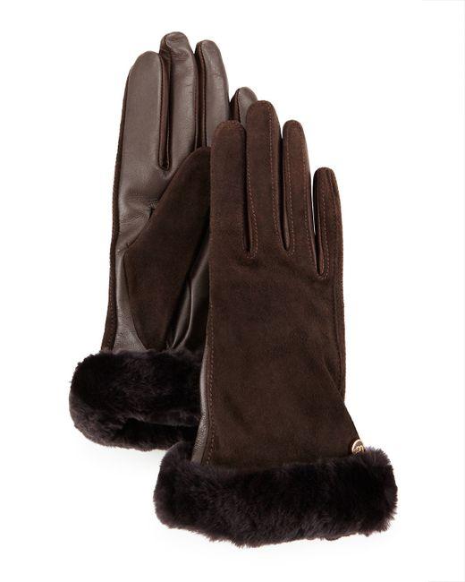 856e8fb9f9e Ugg Mens Shearling Glove - cheap watches mgc-gas.com