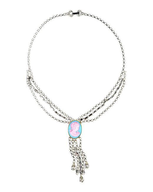 Tom Binns | Pink Necklace | Lyst
