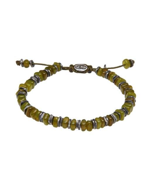 M. Cohen | Green Bracelet | Lyst