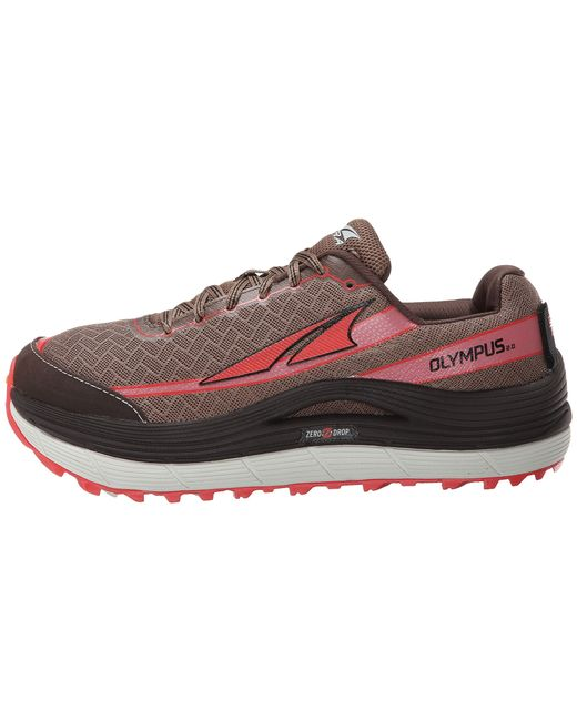 Altra Olympus 2 In Pink For Men Shitake Sugar Coral Lyst