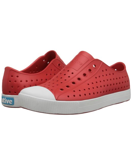 Native Shoes | Red Jefferson | Lyst