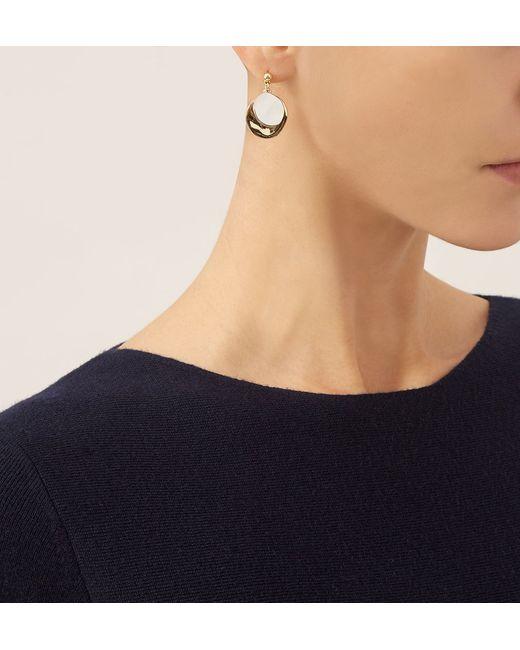 Hobbs | Pink Posey Earrings | Lyst